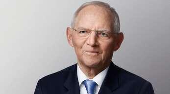 Wolfgang Schäuble (CDU) ist Bundestagspräsident und tritt bei der Bundestagswahl 2021 im Wahlkreis Offenburg an.