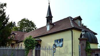 Die Kapelle auf dem Liebfrauenhof.