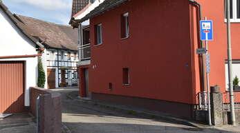 In der Färberstraße im Ortskern von Willstätt soll künftig höchstens Tempo 30 erlaubt sein – so hat es der Ortschaftsrat beschlossen.