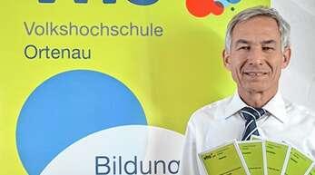 Thomas Lang,Leiter Geschäftsstelle Kinzigtal der Volkshochschule