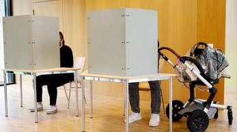 32256 Offenburger, das entspricht einer Wahlbeteiligung von 73,4 Prozent, haben bei der Bundestagswahl am Sonntag ihre Stimme abgegeben.