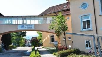 Nach der Schließung des Krankenhausbetriebs zieht aktuell das Medizinische Versorgungszentrum in das Gebäude ein. Es ist Teil des Nachnnutzungskonzepts.