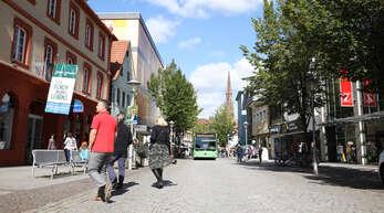 Ein prominentes Geschäft in der Offenburger Innenstadt dreht im Dezember den Schlüssel rum.