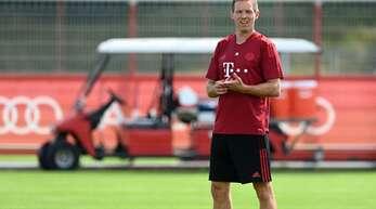 Sein Champions-League-Debüt für die Bayern steht an: Julian Nagelsmann.