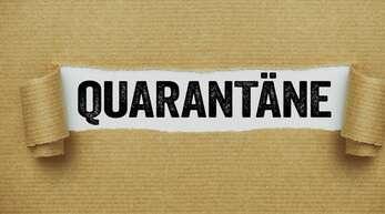 Ungeimpften soll schon bald keine Verdienst-Ausgleich im Quarantänefall mehr gezahlt werden. (Symbolfoto)
