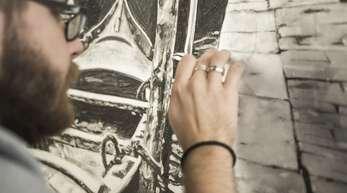 Moritz Dümmel aus Kernen i. R. ist dabei, seinen eigenen künstlerischen Weg einzuschlagen.