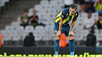 Mesut Özil konnte die hohen Erwartungen in der Türkei bisher nicht erfüllen.