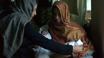 Im Einsatz gegen die hohe Sterblichkeit von Kindern und Frauen in Afghanistan: Suzana Lipovac.