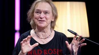 Die Schriftstellerin Elke Heidenreich