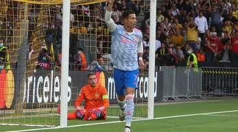 Cristiano Ronaldo trifft im Wankdorfstadion zum 1:0 – doch es reicht nicht zum Sieg.
