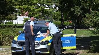 Die Polizei konnte einen der Geflohenen festnehmen.
