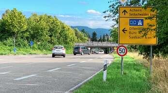 Die Finanzierung der Nordtangente erhitzte auch im Acherner Gemeinderat die Gemüter.