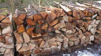 Kaum Veränderungen gegenüber dem Vorjahr gibt es im Legelshurster Wald beim Sterholz. Ansonsten jedoch soll im Winter erheblich weniger Holz eingeschlagen werden als im Vorjahr.