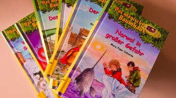 """Die Kinderbuch-Reihe """"Das magische Baumhaus"""" ist lehrreich und spannend zugleich."""
