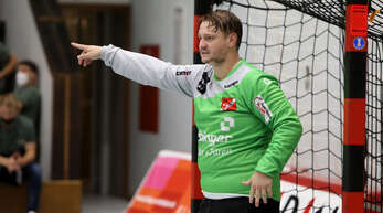Hofft am Samstag in Blaustein wieder auf gute Arbeitsbedingungen: Willstätts Torhüter Maxim Duchene, der beim 26:29 zuletzt gegen Konstanz ein ganz starkes Spiel machte.