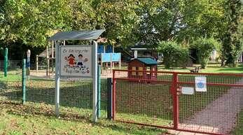 In den alten Kindergarten soll eine Sportkita einziehen.