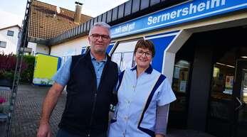 Das Kaufmanns-Ehepaar Sermersheim sagt im kommenden Jahr adieu.
