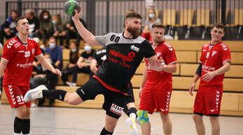 Florian Baehr und die HSG Hanauerland feierten den vierten Sieg in Folge.