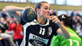 Laura Karl steuerte vier Treffer zum Erfolg des TuS Ottenheim bei.