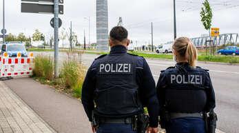 Symbolfoto: Im deutsch-französischen Grenzgebiet gab es Kontrollen der Bundespolizei.