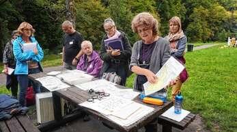 Schwarzwald-Guides lassen sich derzeit zu Naturpark-Klimabotschaftern ausbilden.