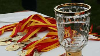 Die Halbfinale wurden am Sonntag in Sulz ausgelost!