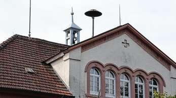 Die Sirene auf dem Toni-Merz-Museum (Foto) soll wie die auf der Kirche modernisiert werden.