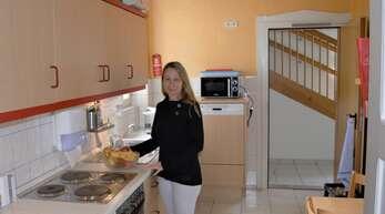 Damit Erzieherin Sandra Boeck und ihr Team mehr Plätze mit verlängerter Öffnungszeit im Kindergarten Leutesheim anbieten können, muss die Personalküche verlegt werden.