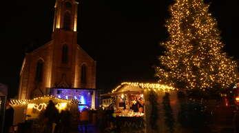 In Kehl findet ein Adventsmarkt statt.