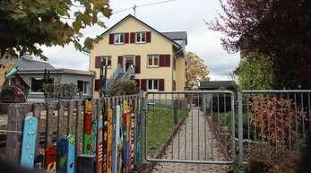Der Kindergarten in Ebersweier soll erweitert werden.