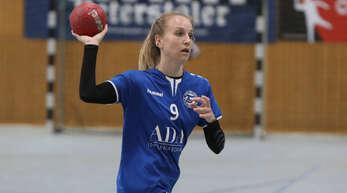 Viola Großmann peilt mit dem TuS Helmlingen den ersten Saisonsieg an.