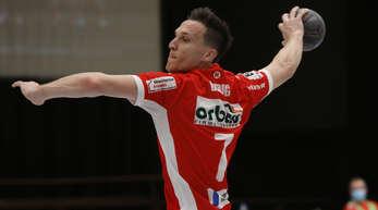 Dinko Dodig fehlte diese Woche im Training wegen Grippe. Ob der Linksaußen, der in Blaustein fünf Tore erzielte, in Plochingen spielt, entscheidet sich kurzfristig.
