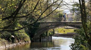 Die Mühlbachbrücke wurde 1906 als Gewölbe gebaut und in Betrieb genommen. Nun soll sie abgerissen und ersetzt werden.