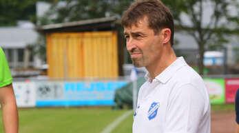 Trainer Dieter Schindler hat mit dem SV Renchen schon einige Schwankungen in dieser Saison erlebt.