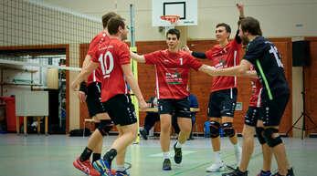 Die Kappelrodecker Volleyballer konnten erneut einen deutlichen Heimsieg bejubeln.