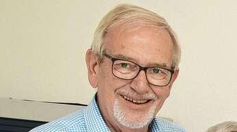 Konnte sich in der Ausschuss-Sitzung über viel Lob freuen: Armin Fink von der Bürgerstiftung.