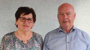 Reiner und Karola Börsig aus Windschläg feiern Diamantene Hochzeit.