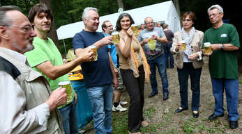 Das Waldfest gehörte zu den Aktivitäten des 2015 aufgelösten Bürgervereins Albersbösch.