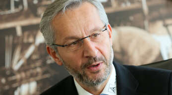 Ahmet Karademir, Erster Bevollmächtigter der IG Metall Offenburg.