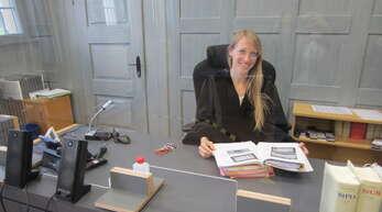 Lydia Beil ist eine von drei Strafrichtern am Kehler Amtsgericht.
