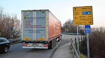 Eine Umfahrung für Zusenhofen und Nußbach soll den Lkw-Durchgangsverkehr aus den Orten verbannen.