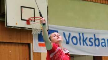 Lena Reder hofft mit dem BCO auf zwei Erfolge.