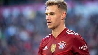 Joshua Kimmich vom FC Bayern München ist nicht gegen Corona geimpft.