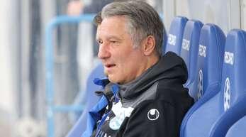 Lutz Siebrecht verlässt die Stuttgarter Kickers mit sofortiger Wirkung.