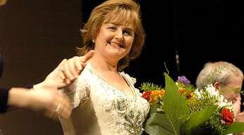 So fühlte sie sich am wohlsten: gefeiert auf der Bühne – Edita Gruberova.