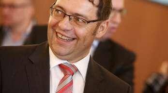 Klaus Muttach bleibt weitere acht Jahre Acherns OB.
