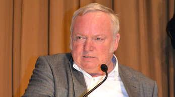 Sasbachwaldens Bürgermeister Valentin Doll fordert eine andere Flüchtlingspolitik.
