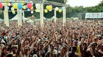 10000 Festivalbegeisterte waren letztes Jahr auf dem »Kamehameha«.
