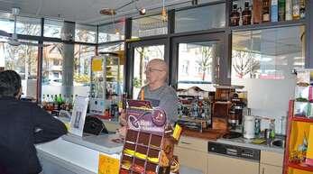 Die Tage des Café Viereck von Jochem Vierneisel scheinen gezählt zu sein.