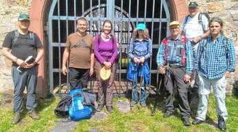 Zwei ereignisreiche Tage erlebten die Teilnehmer der Wanderung des Schwarzwaldvereins Zell-Weierbach am Südrand der Baar.